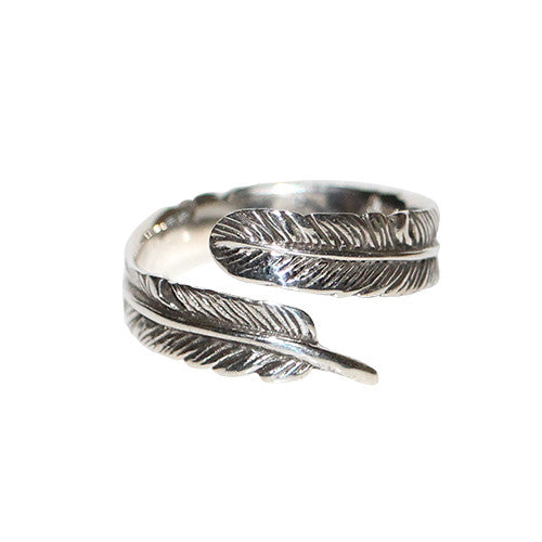 Sea-Sun-Folk-sterling-silver-ring-feather-large