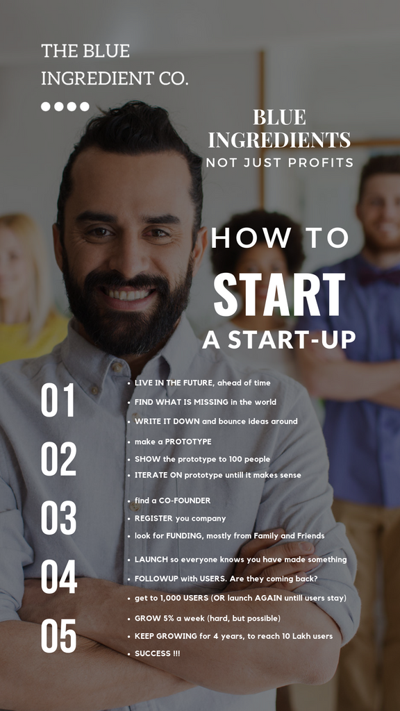 How to Start a Start-up