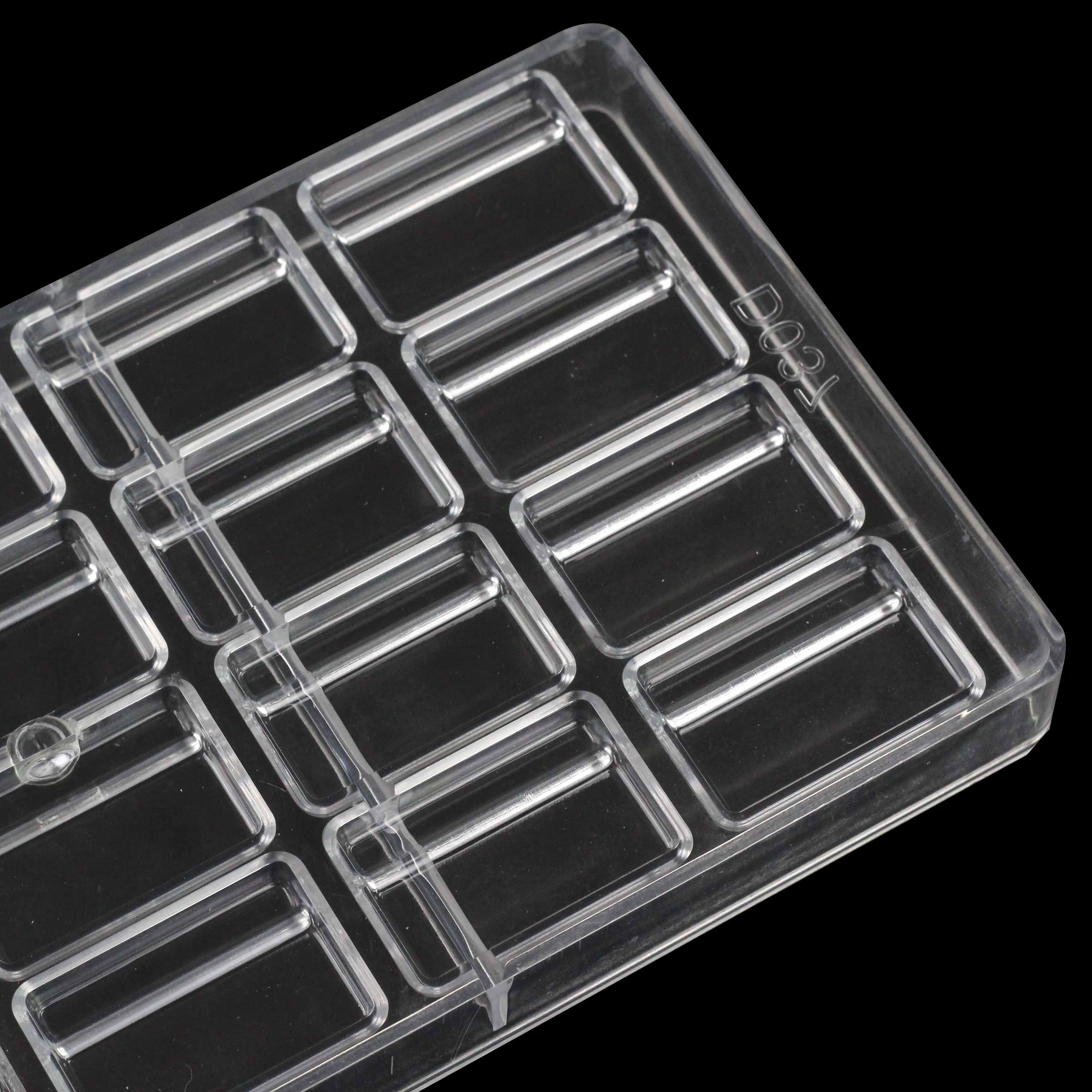 Buy OK-CHEF - DIY Wholesale polycarbonate chocolate bar mold, plastic pc candy mold , baking pastry dessert cake Decoration chocolate mold