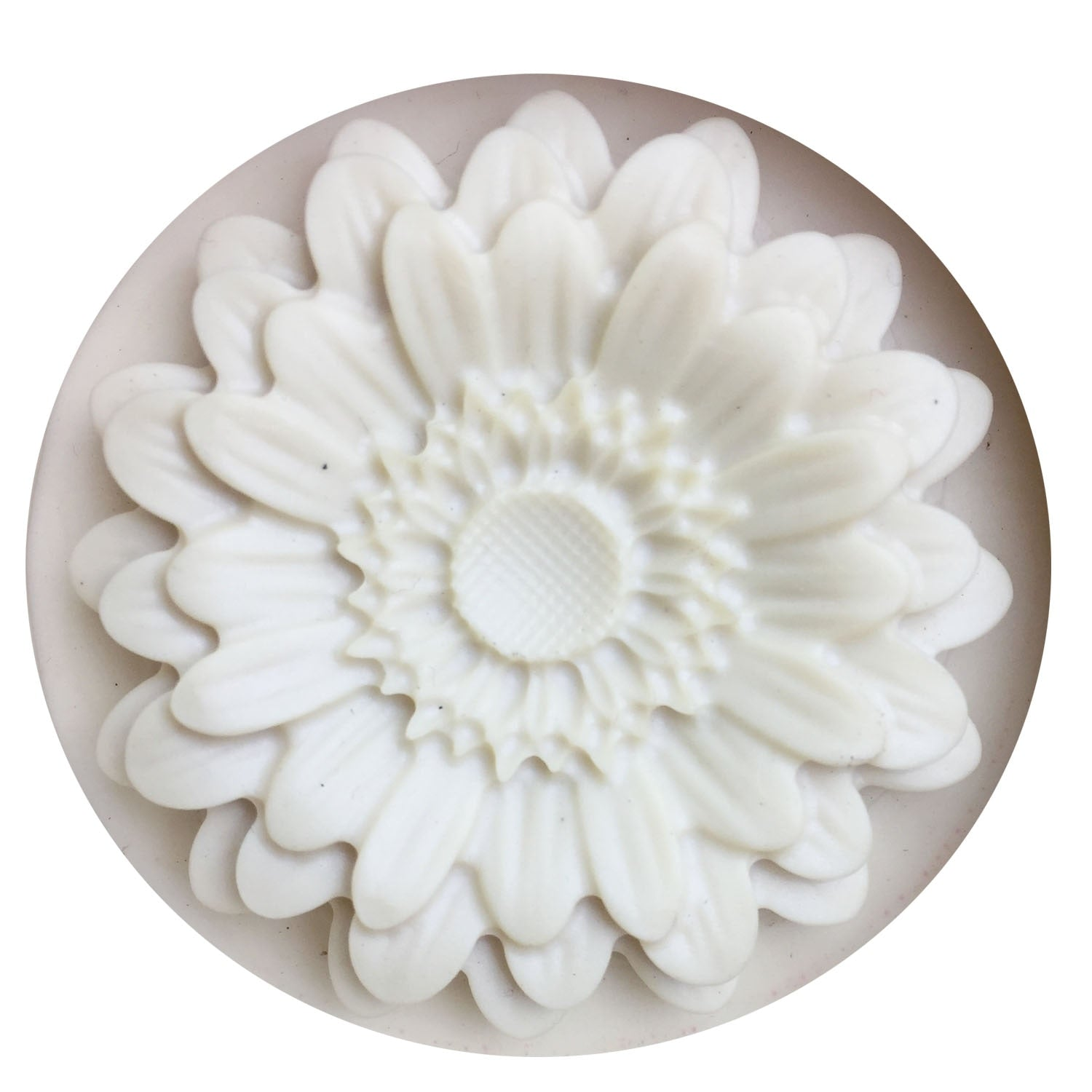 Buy OK-CHEF - Chrysanthemums mold Flowers silicone moulds 3D jelly cake molds Sunflower cake decoration tools wholesale
