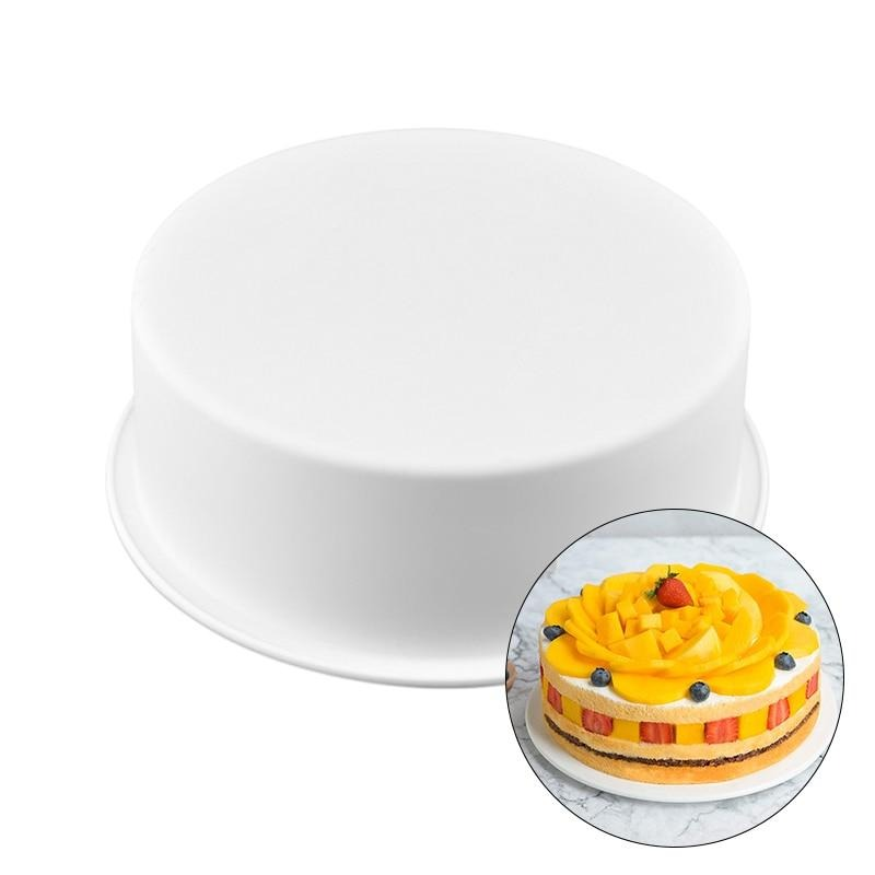 Buy OK-CHEF - 6inch Round Cake Mold Silicone Mold for Baking Dishes Cake Pans Bakeware Tools