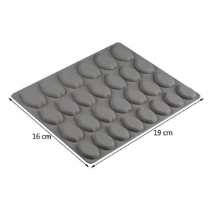 Buy OK-CHEF - 28 Cavity Leaves Shaped Silicone Molds For Mastic Confectionery Accessories Chocolate Cake Decorating Tools Baking