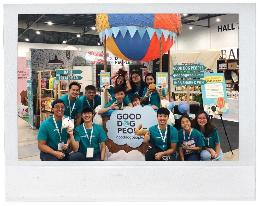 Pet Expo 2019: 1 Team, 3 Days, Many Dogs