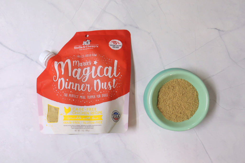 GDP Reviews: Stella & Chewy's Marie's Magical Dinner Dust
