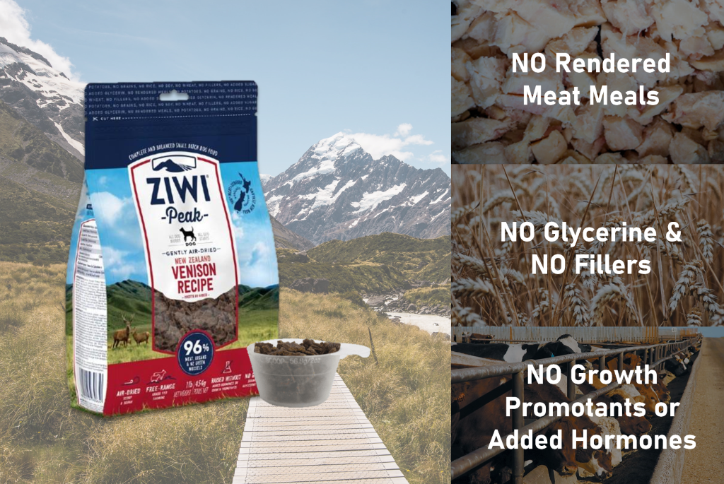 GDP Reviews: ZIWI Peak Air Dried Goodness