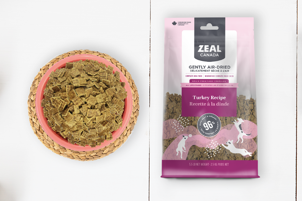 GDP Reviews: Zeal Canada Air Dried Dog Food