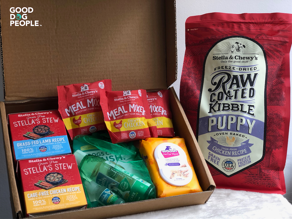 GDP Reviews: Stella & Chewy's Raw Coated Kibbles