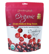 Grandma Lucy's Organic Oven Baked Cranberry Treats Dog Treats