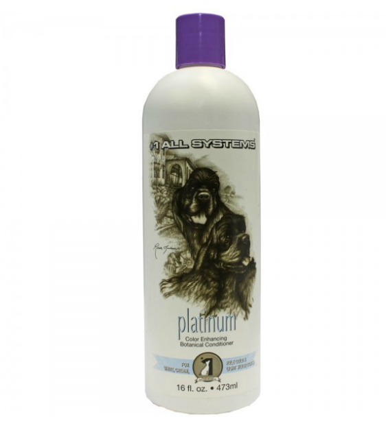 #1 All System's Color Enhancing Conditioner Platinum (16 oz)