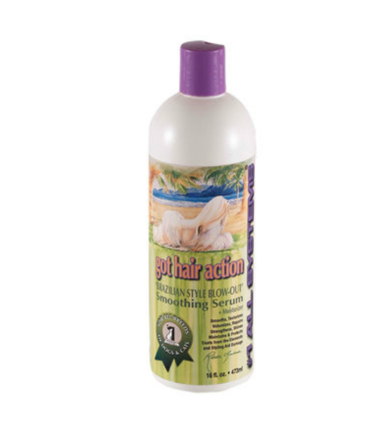 #1 All System's Got Hair Action Keratin Treatment (16oz)