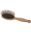 #1 All System's Pin Brush 35mm Black Pad Wood (Large)