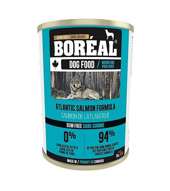 20% OFF: Boreal Canadian Grain Free Atlantic Salmon Wet Dog Food