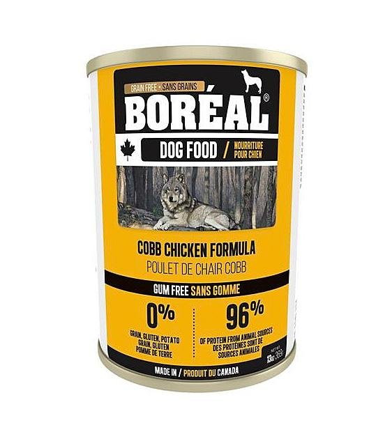 20% OFF: Boreal Canadian Grain Free Cobb Chicken Wet Dog Food