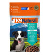 25% OFF: K9 Natural Freeze Dried Puppy Beef Feast With Hoki Oil Dog Food