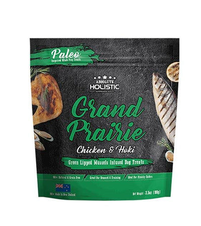35% OFF: Absolute Holistic Air Dried Dog Treats (Grand Prairie)
