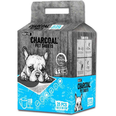 $15 ONLY: Absorb Plus Odor Elimination Charcoal Dog Pee Pad