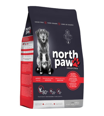 North Paw Atlantic Seafood with Lobster Grain-Free Dog Food