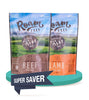 BUY 1 FREE 1 [SAVER BUNDLE]: Roam Air-Dried Dog Food