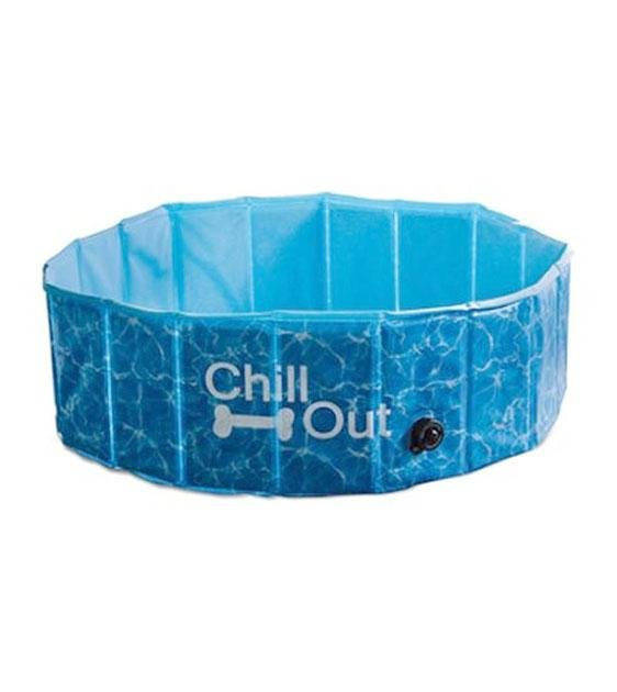 All For Paws Splash & Fun Outdoor Dog Pool