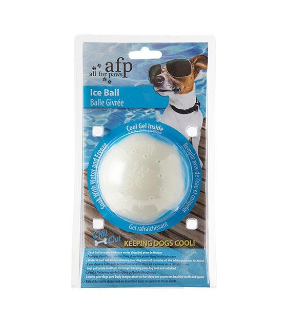 All For Paws Summer Cool Down Ice Ball Maker for Dogs