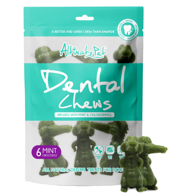 Altimate Pet Dental Chews - Mint & Chlorophyll Dog Chews