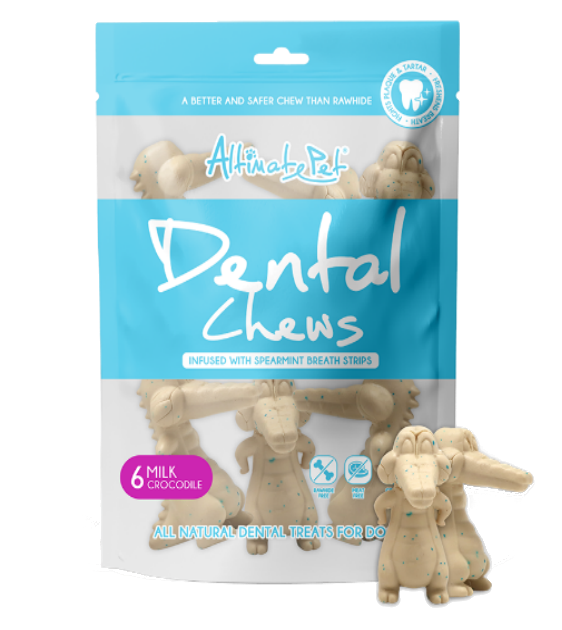 Altimate Pet Dental Chews - Spearmint Dog Chews