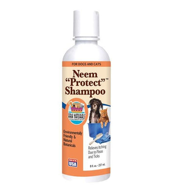 Ark Naturals Neem Protect Itch Relief Dog Shampoo