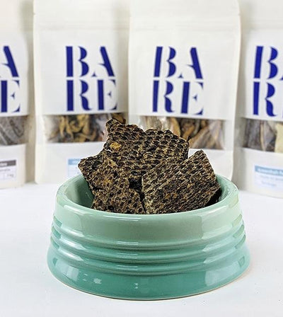 BARE Australian Premium Roo Crinkles Dog Treats