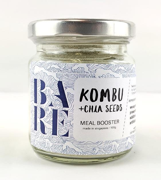 30% OFF: BARE Meal Booster (Kombu & Chia Seeds) Dog Food Mixer