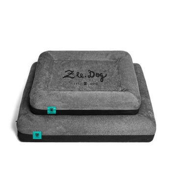 Zee.Dog Logo Dog Bed