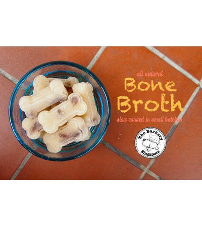 The Barkery All Natural Frozen Bone Broth For Dogs
