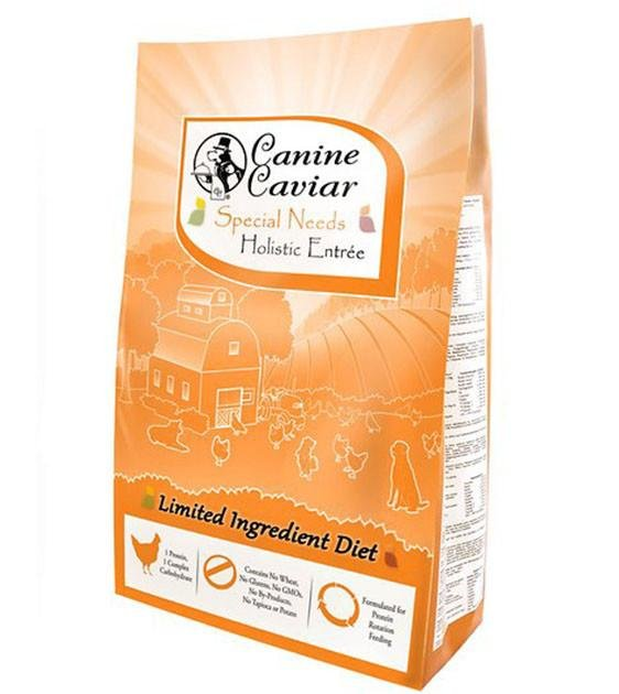Canine Caviar Special Needs (Senior / Weight Management) Dry Dog Food