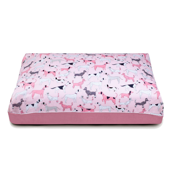 DreamCastle Natural Dog Bed (Coco the Princess)