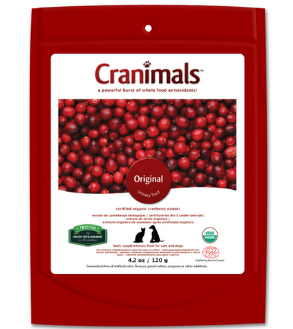 Cranimals Original Urinary Tract Pet Supplements