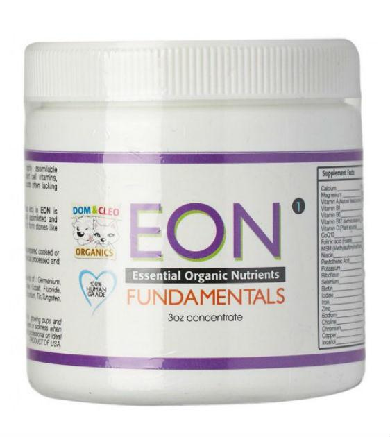 Dom & Cleo EON Fundamentals Dog Supplements