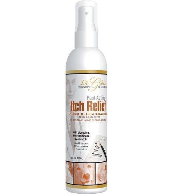 Dr. Gold's Itch Relief Spray for Dogs