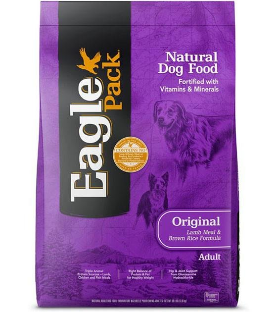 Eagle Pack Original Adult Lamb Meal & Brown Rice Dry Dog Food
