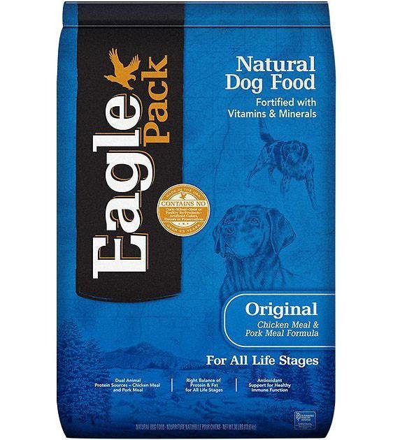 Eagle Pack Original Chicken Meal & Pork Meal Adult Dry Dog Food