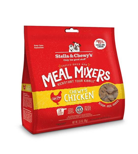 Stella & Chewy's Meal Mixers (Chewy's Chicken) Dog Food Mixer