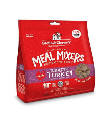 Stella & Chewy's Meal Mixers (Tantalizing Turkey) Dog Food Mixer