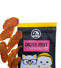 Feed My Paws Chicken Turmeric Jerky Dog Treats