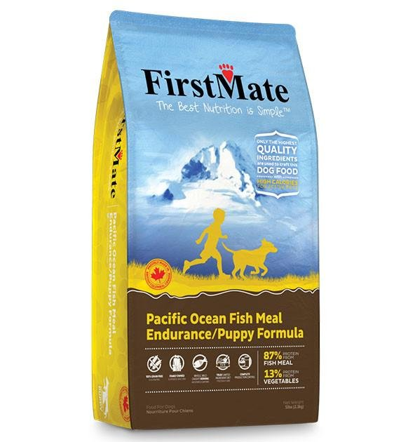 20% OFF: FirstMate Grain Free Pacific Ocean Fish Puppy Dry Dog Food (Standard / Small Bites)