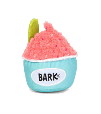 $18 ONLY: BarkShop Lotsa Licks Froyo Dog Plush Toy