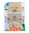 Grandma Lucy's Macanna Freeze Dried Turkey Recipe Dog Food