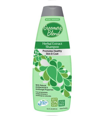 Groomer's Blend Herbal Extract Dog Shampoo