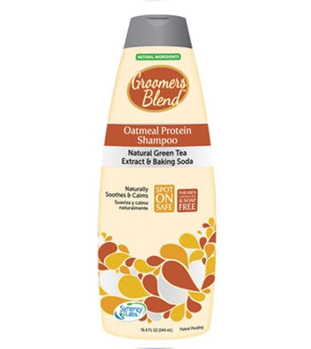 Groomer's Blend Oatmeal Itch Relief Dog Shampoo