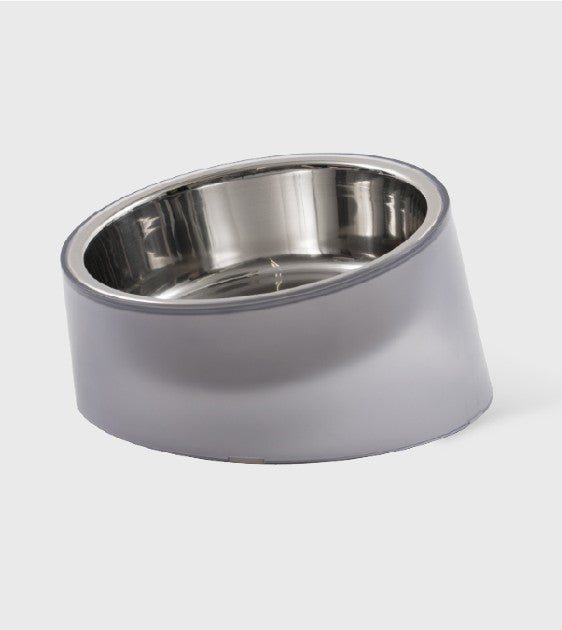 Pidan Iceberg Cat & Dog Bowl (Grey)