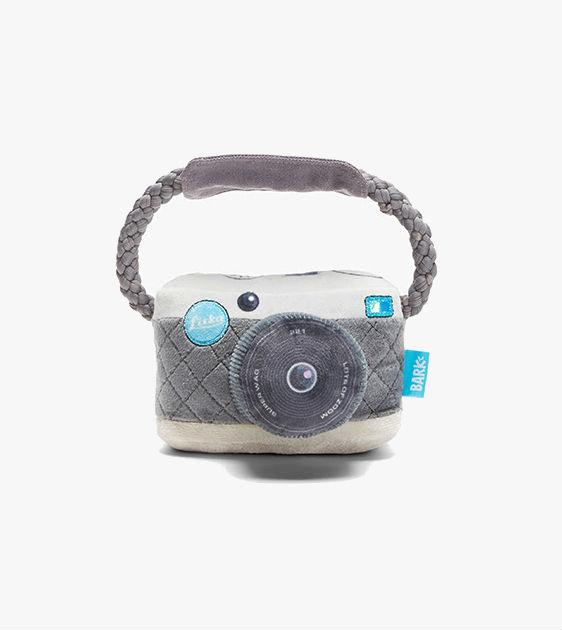 $18 ONLY: BarkShop Licka K9 Camera Dog Plush Toy