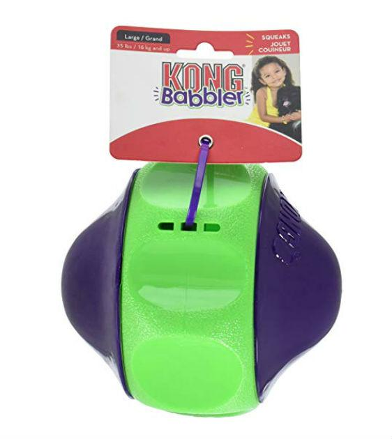 20% OFF:  KONG Babbler Interactive Dog Toy