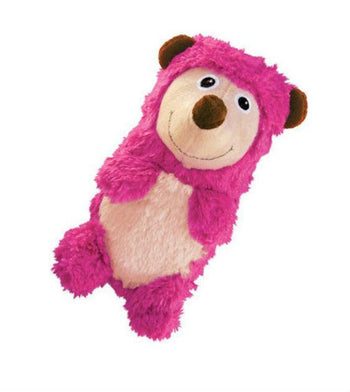 KONG Huggz Hedgehog Plush Dog Toy